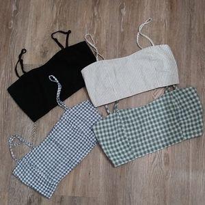 Brandy Melville bundle *4*Austen tops